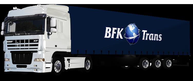 Грузовик BFK Trans